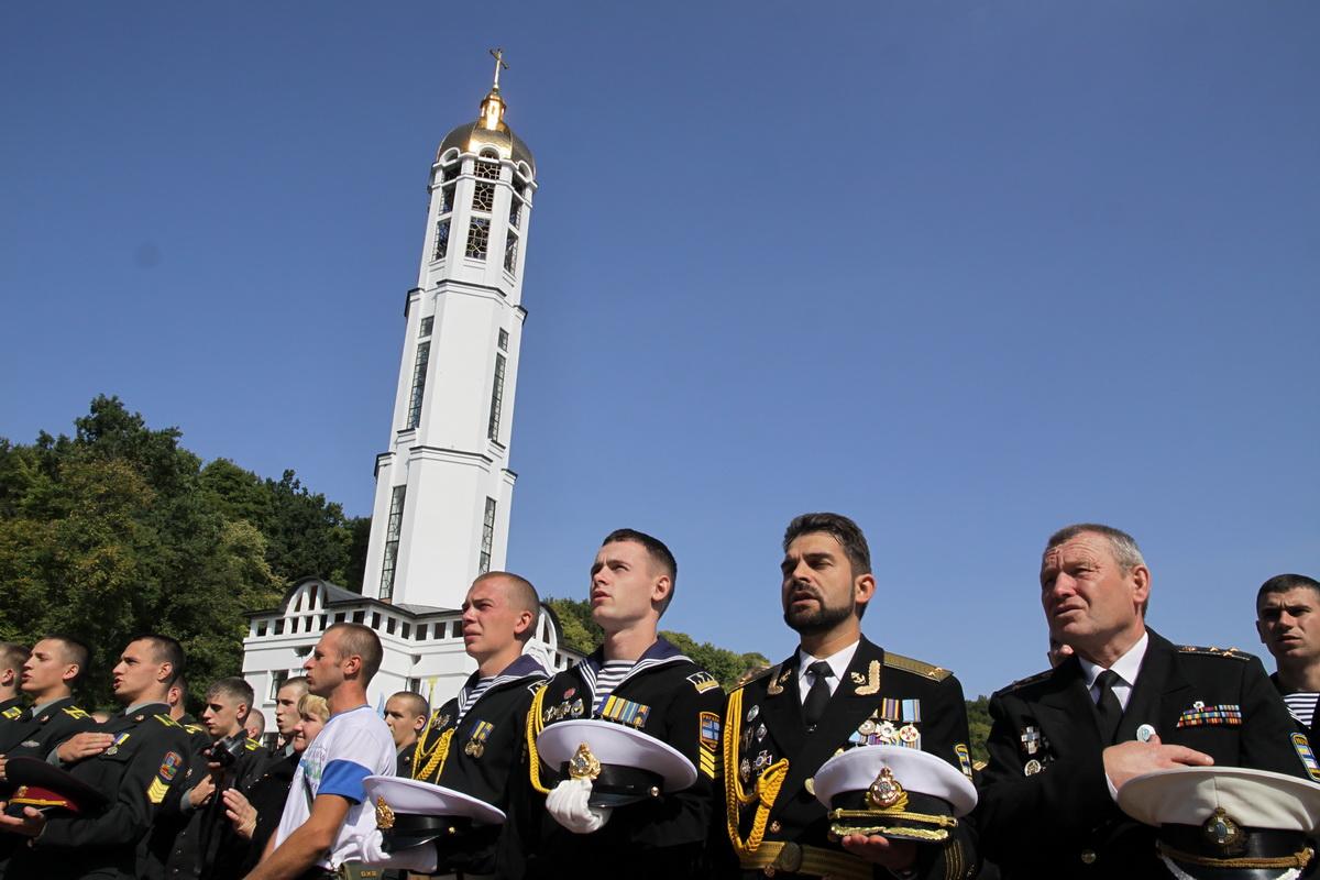 ІІІ Всеукраїнське військове паломництво до Зарваниці (09.2011)
