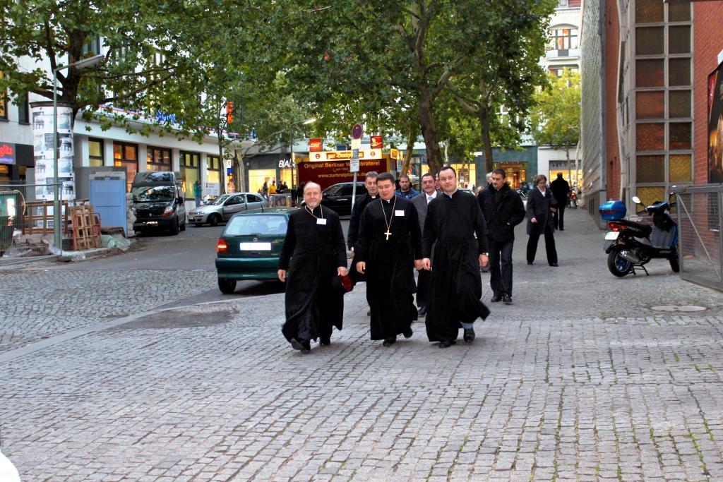 Конференція військових капеланів (10.2009, Берлін)